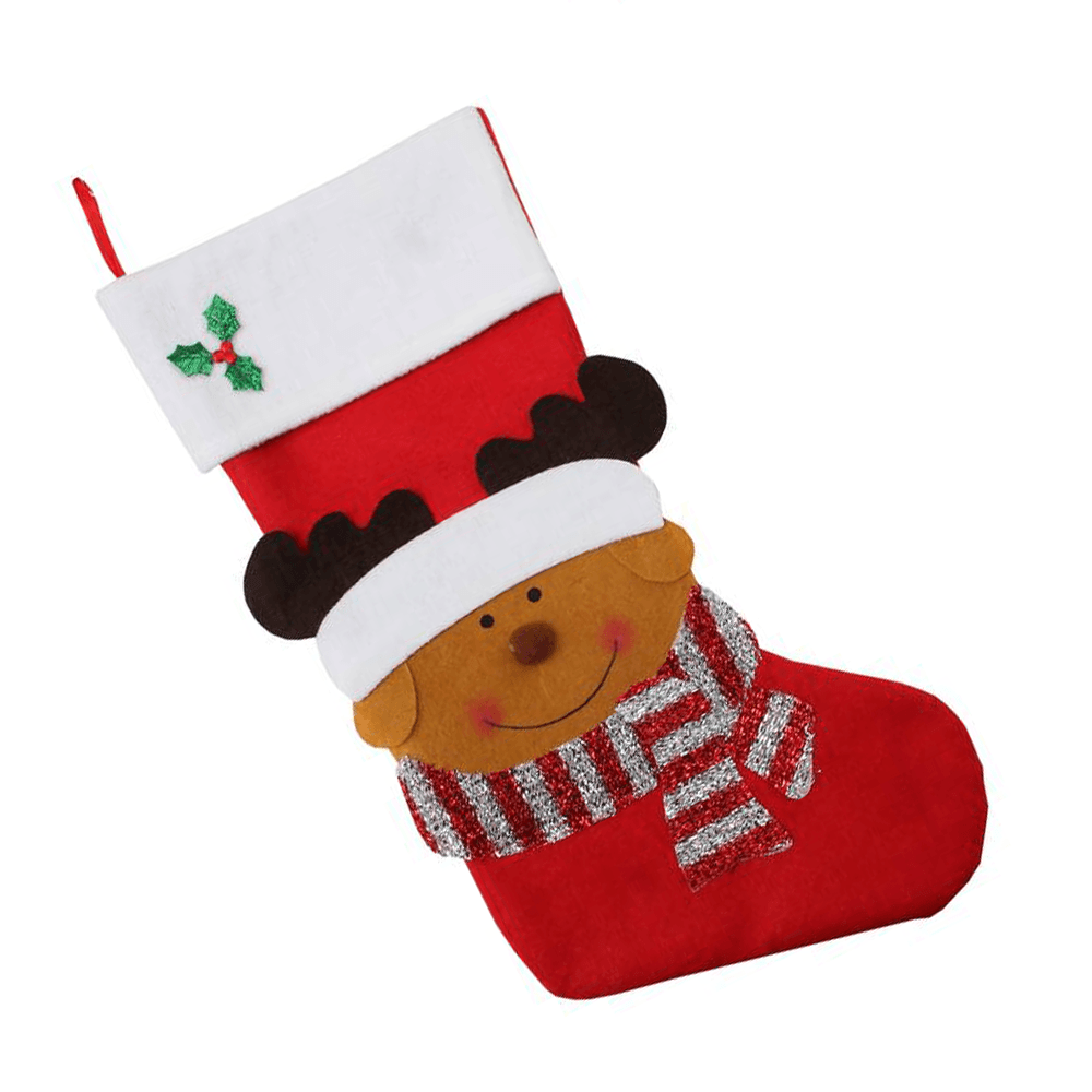 9e1d6e807a2 Personalised Embroidered Christmas Stocking - Character Design ...